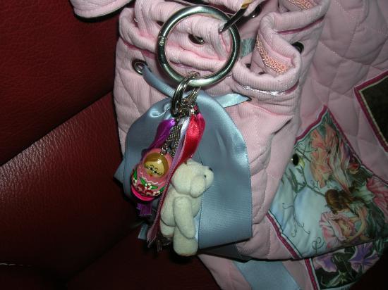 sac BB rose
