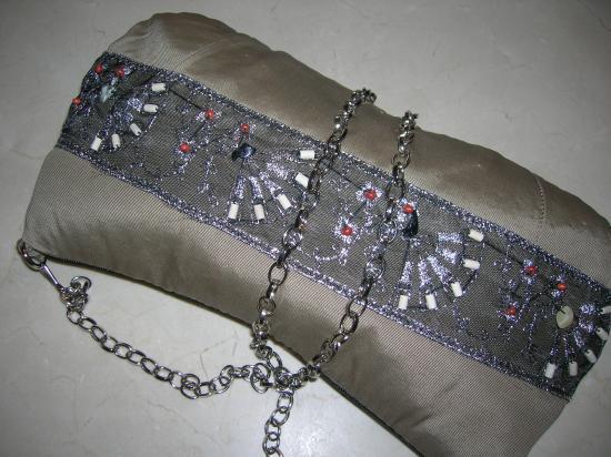 sac avec chaine (vendu)
