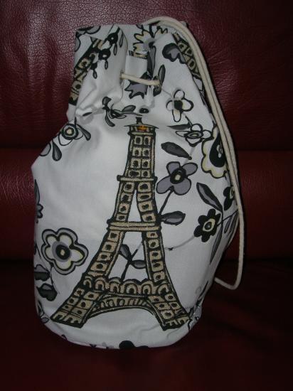sac à dos Paris (vendu)