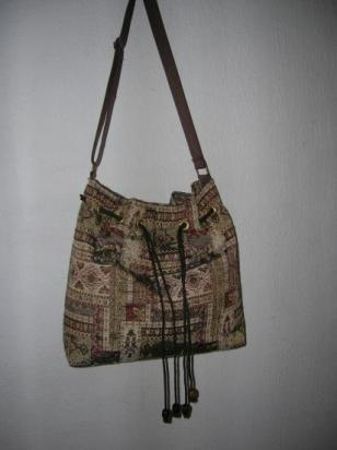 grand sac avec oeillets