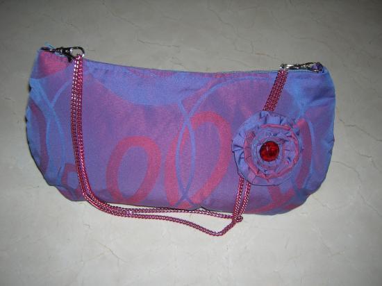 camaieu de bleu/rose (vendu)